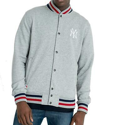 NEW ERA VARSITY Jacket New York Yankees Gris Clair - EUR 62 1fc89b6adae