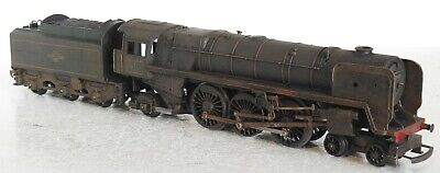 TRI-ANG R259 BRITANNIA 7P6F Weathered Steam Locomotive Suit Hornby Model  Trains