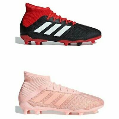 bea36432d13b adidas Predator 18.1 FG Firm Ground Football Boots Childs Soccer Shoes  Cleats