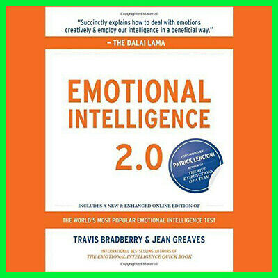 Emotional Intelligence 2.0 by Travis Bradberr (E-book) {PDF}⚡Fast Delivery(10s)⚡
