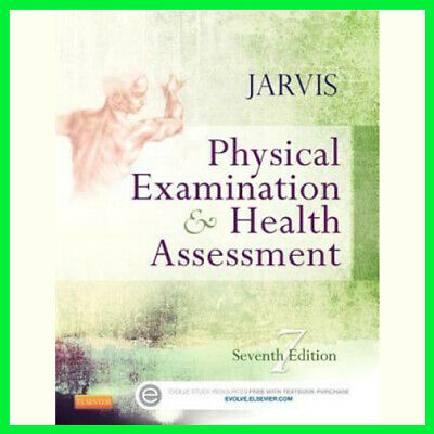 Physical Examination and Health Assessment (E-book){PDF}⚡Fast Delivery(10s)⚡