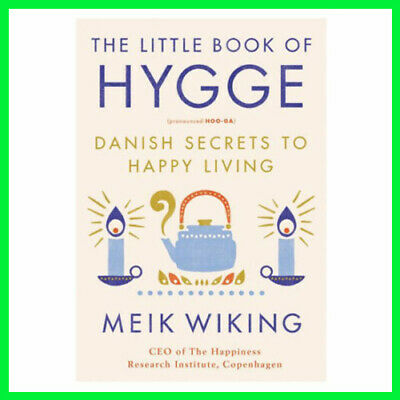 The Little Book of Hygge by Meik Wiking (E-book) {PDF} ⚡Fast Delivery(10s)⚡