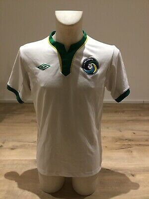 Original New York Cosmos Home Trikot Gr.L Jersey Maglia NASL Umbro 2011-12 TOP!!
