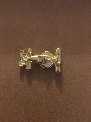 Monopoly Token Madness Game Replacement Gold Stock Slot Car Metal Mover Piece