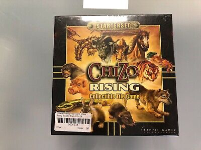 Chizo Rising Strategy Board Game