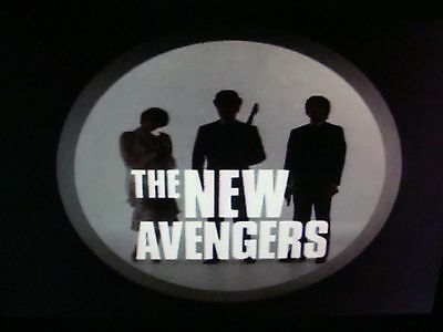 The New Avengers  Tv series  show  8 dvd /  26 episodes / complete seasons 1 2