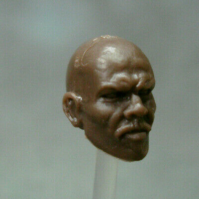 "MH317 Custom Cast Sculpt part Male head cast for use with 3.75/"" action figures"