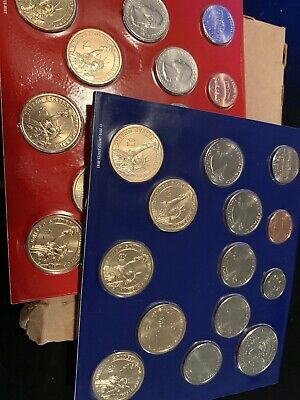 Sealed 2011 United States Mint P&D Uncirculated Coin Set [01DUD]