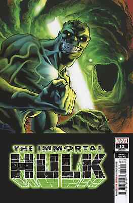 IMMORTAL HULK 12 JOE BENNETT 2nd PRINT VARIANT NM 1st ONE BELOW