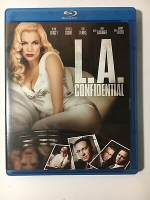 L.A. Confidential (Blu-ray Disc, 2015)