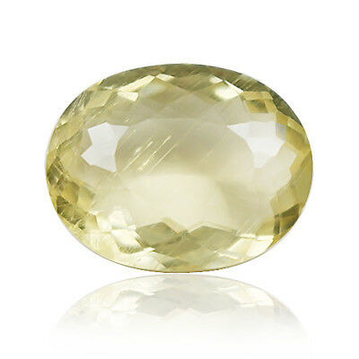 9.77ct 100%Natural earth mined extremely rare yellow color andesine from africa