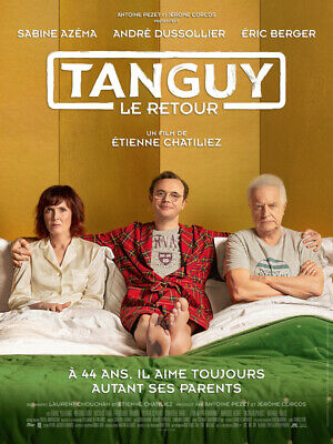 Tanguy le retour - Affiche cinema 40X60 - 120x160 Movie Poster