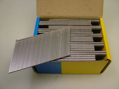 2nd fix Stainless Steel angled brad finish nails 16 gauge 50mm box of 2500