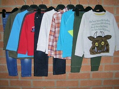 NEXT GAP THOMAS The Gruffalo etc Boys Bundle Tops Jeans Jumpers Age 18-24m