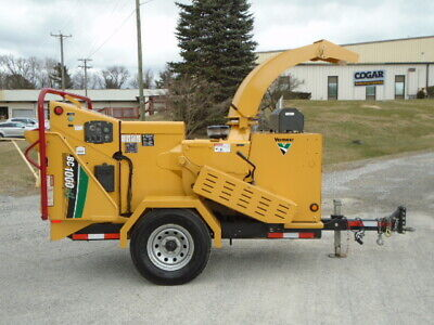 WOOD CHIPPER USED - $8,000 00 | PicClick