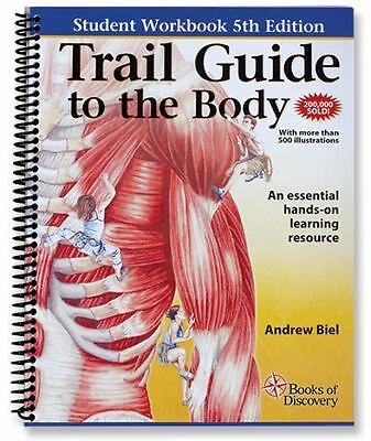 Trail Guide to the Body: an essential hands-on learning source; Workbook {Ebook}