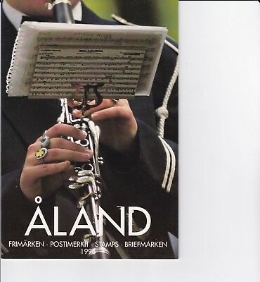 Aland (province of Finland) 1996 Year Pack of Stamps