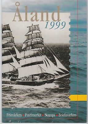 Aland (province of Finland) 1999 Year Pack of Stamps
