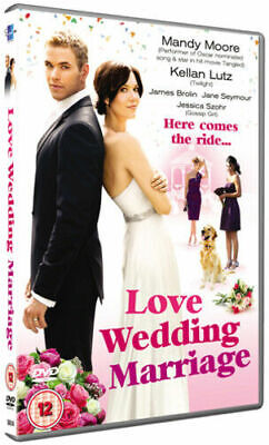 Love, Wedding, Marriage (DVD 2012) Mandy Moore