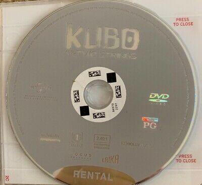 Kubo And The Two Strings DVD (redbox)
