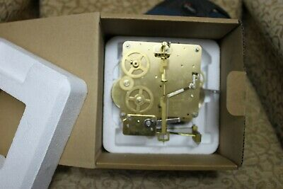 Franz Hermle westminster chime wall clock movement