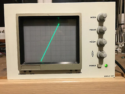 Kikusui COS1610 XY CRT display unit