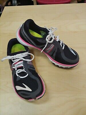 104e6a77642 Womens Brooks Pure Drift 2 Running Shoes Size 9.5B Great Condition tennis
