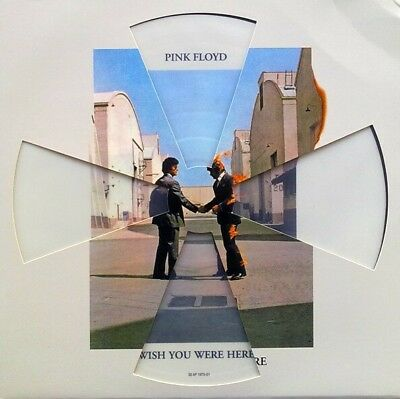 Pink Floyd - Wish You Were Here - Picture Disc