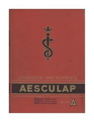 Chirurgie-Instrumente. Section: A, Section: B, Section C, Section: D, Section: E