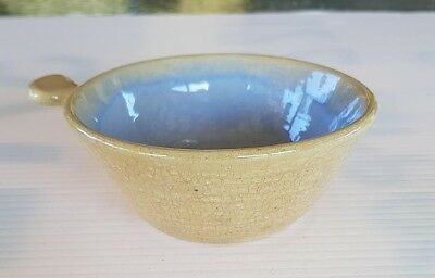 Nell McCredie NSW Small Vintage Art Deco Australian Pottery Soup Bowl
