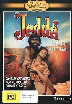 Jedda ( Dvd ) New And Sealed Australian Movie  New And Sealed