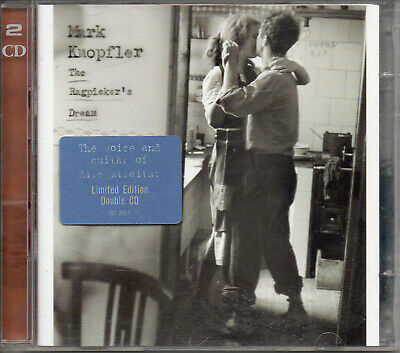 """Mark Knopfler """"The Ragpieker's Dream"""" Limited Edition Double Cd / Dire Straits"""