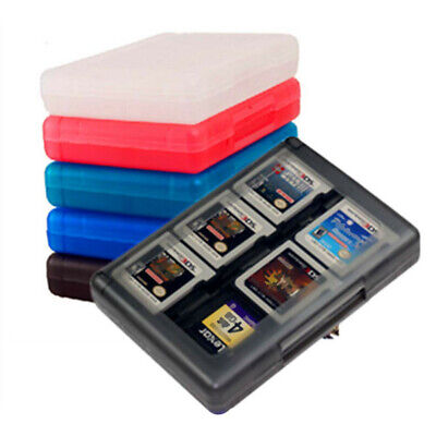 24-in-1 Game Card Case Holder Cartridge Box for New Nintendo 3DS XL LL