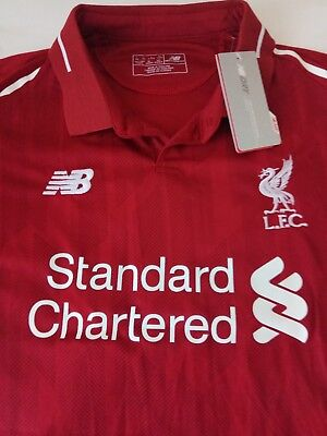 Liverpool Home Shirt 2018/19 all sizes. 1st class post. returns. BUY NOW!