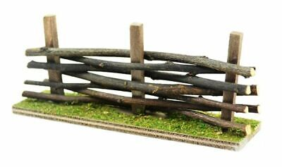 "Miniature Dollhouse Fairy Garden 5.5"" Wooden Fence - Buy 3 Save $5"