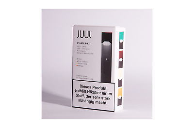 Juul - E-Zigarette Starter Kit inkl. 4 Pods 20mg/ml