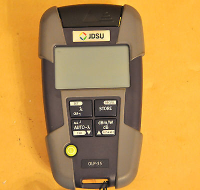 JDSU OLP-35 Smartpocket Optical Power Meter 2302/02 olp 35