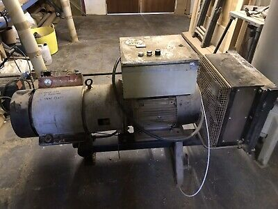used hydrovane air compressor Project