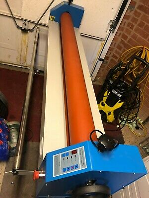"""Large Cold Electrical Laminator Machine 63""""  1600mm Posters Lamination BFT-1600E"""