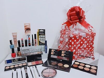 28 Pieces Large Gift Set Makeup-Cosmetics-Pamper Hamper- Birthday, Mother day