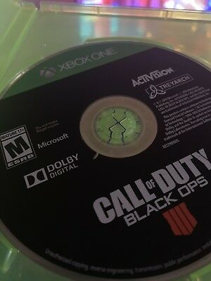 Call of Duty: Black Ops 4 Xbox One - Disc only