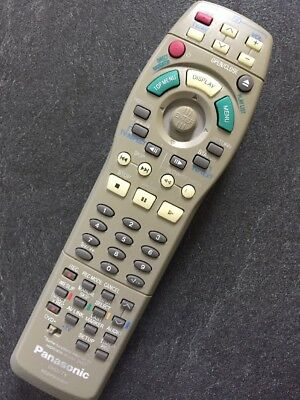 Cameras & Photo Reliable Panasonic Vtr/tv Remote