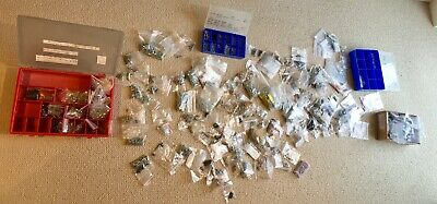 10,000s + nuts bolts screws washers, long case fusee model makers   hobby clock