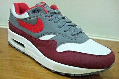 size 40 69abe 90b22 Nike Air Max 1 Mens Shoes Trainers Uk Size 8 Ah8145 100
