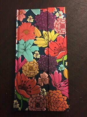 Floral Cover Address Book - Pre-owned (but not written in or used)