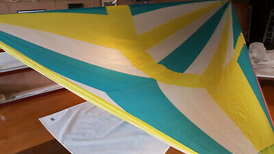 Spinnaker 24.5' LUFFs, 17' FOOT and 17.5 Mid Girth