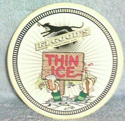 Elgoods Thin Ice pump clip front
