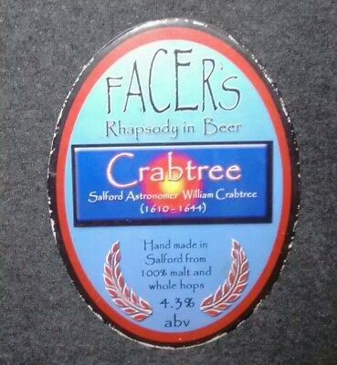 Facers Crabtree pump clip front