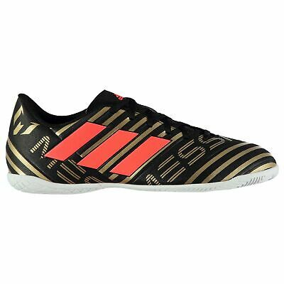 adidas Mens Nemeziz Tango 17.4 in Soccer Shoe Real Coral/Red Zest/Core Black 9 M US CP9087