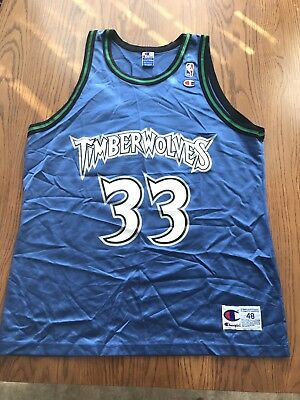 d63a3c44a194 ... discount code for vintage nba minnesota timberwolves calico champion  basketball jersey size 48 xl a8bf8 72821
